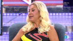 Raquel Mosquera habla en 'Sálvame Deluxe'