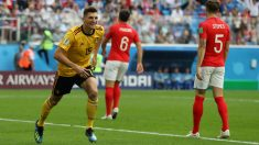 Bélgica vs Inglaterra en directo