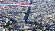 Francia celebra el Día de la Bastilla. (Foto: AFP)
