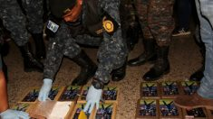 Decomisan 823 kilos de cocaína con la imagen de Neymar. (Twitter)