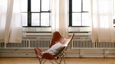 Cómo decorar cortinas blancas fácilmente y de diferentes maneras