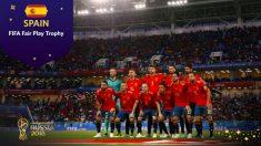 El premio al 'Fair Play' para España encendió a las redes sociales.