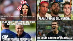 Los mejores memes de la final del Mundial.
