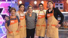 Algunos de los concursantes de 'Mi madre cocina mejor de la tuya'