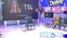 Oriana muestra su coeficiente intelectual en 'Sálvame Deluxe'