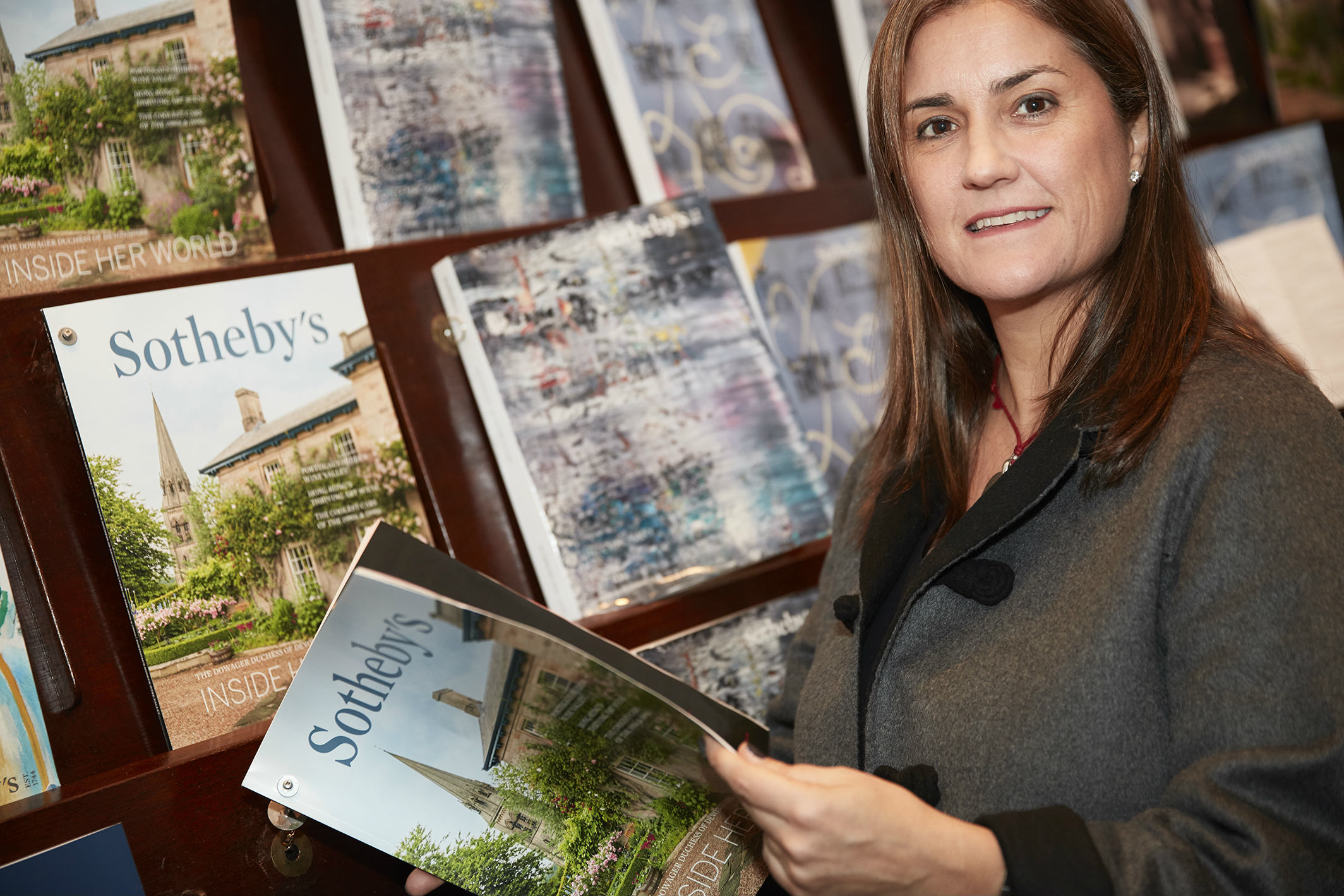Aurora Zubillaga, CEO de Sotheby's España (Foto. Sotheby's)