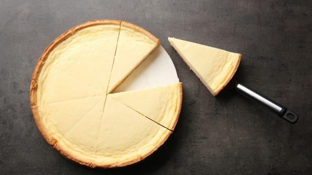 Tarta de queso Philadelphia y Mascarpone