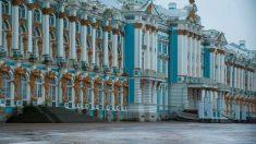 Anastasia Romanov, perteneciente a los Zares que tantos lujos tenían en Rusia.