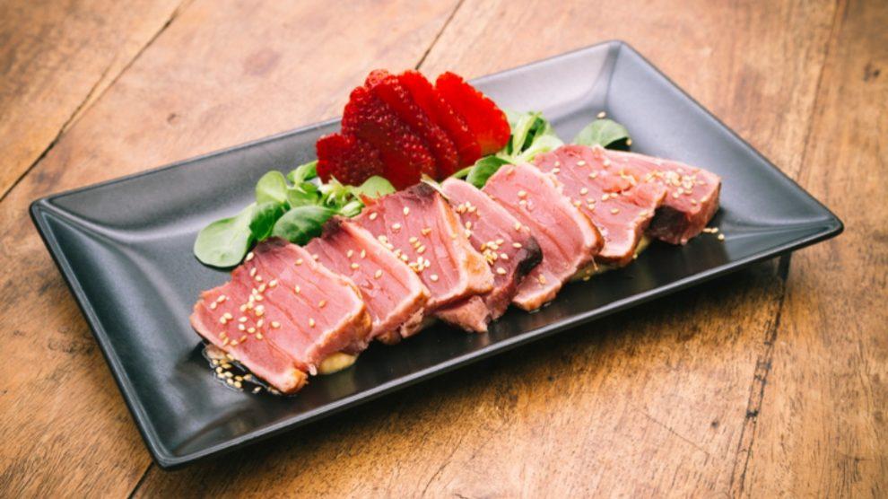 Receta de atún con sésamo, sencillamente deliciosa y fácil