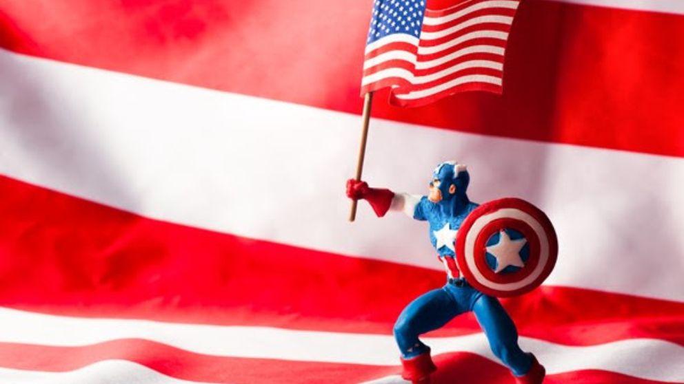 Todos los pasos para saber hacer un disfraz de Capitán América