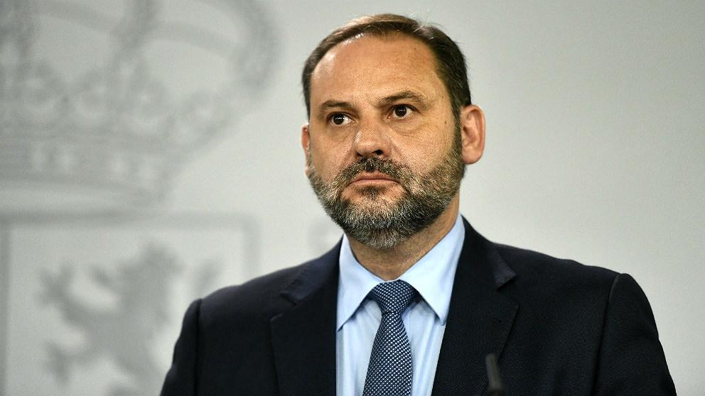 José Luis Ábalos, secretario de Organización del PSOE. (EP)