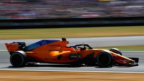 McLaren está pasando por una crisis que parece interminable, reconociendo además que cuentan con mucho menos personal que Mercedes o Ferrari. (Getty)