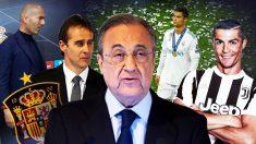Los días que detonaron el Real Madrid.
