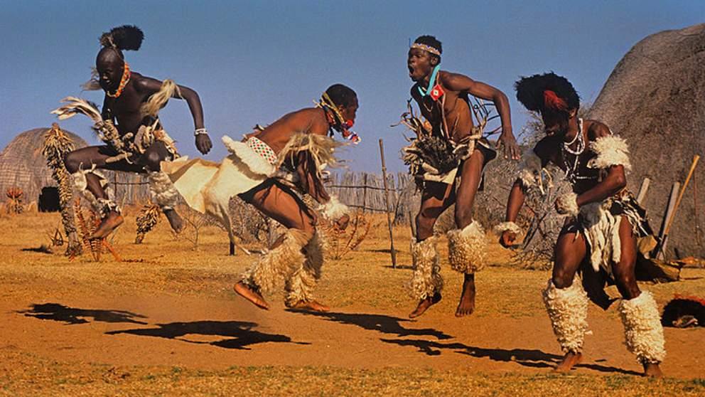 Cómo es el baile zulú