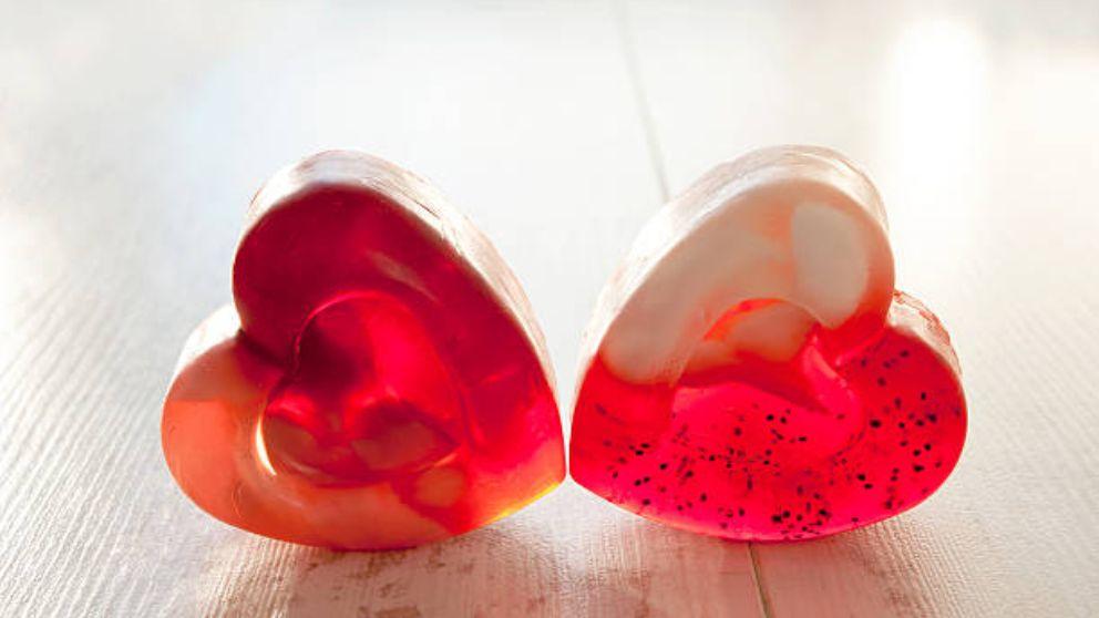 Receta para hacer jabón transparente en casa