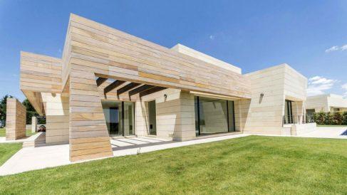Cristiano Ronaldo ha puesto a la venta su casa de La Finca.