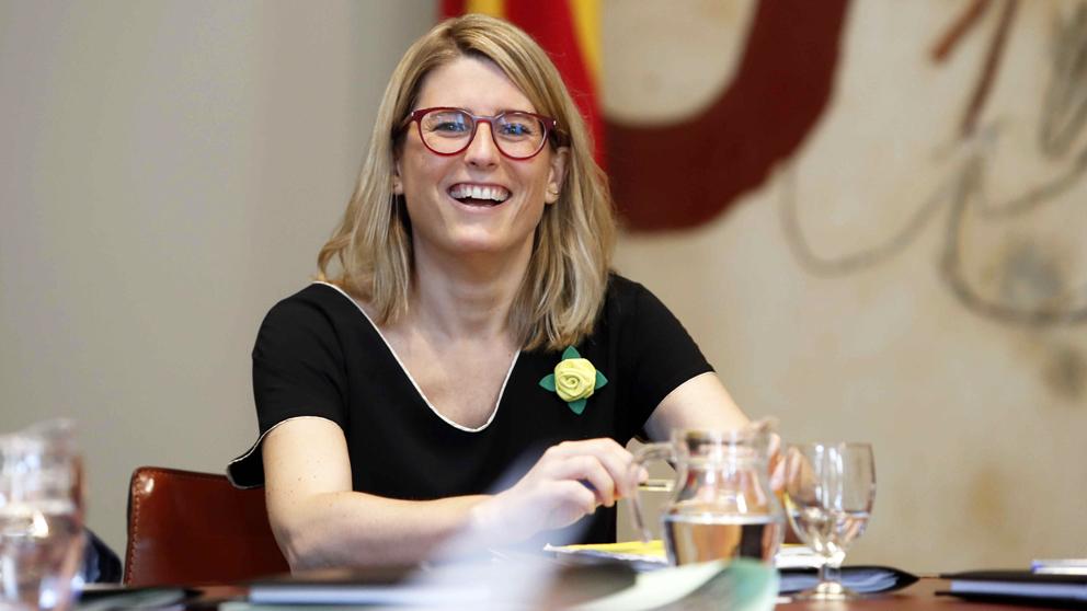Elsa Artadi. (Foto: EFE)