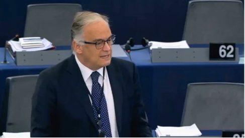 El portavoz del PP en el Parlamento Europeo, Esteban González Pons. (EP)