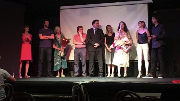 PP y C's arropan a las 443 familias de Cuatro Caminos en los premios de Chamberí Se Defiende
