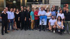 Miembros del PP de Albacete en un reciente homenaje a Miguel Ángel Blanco (RRSS).