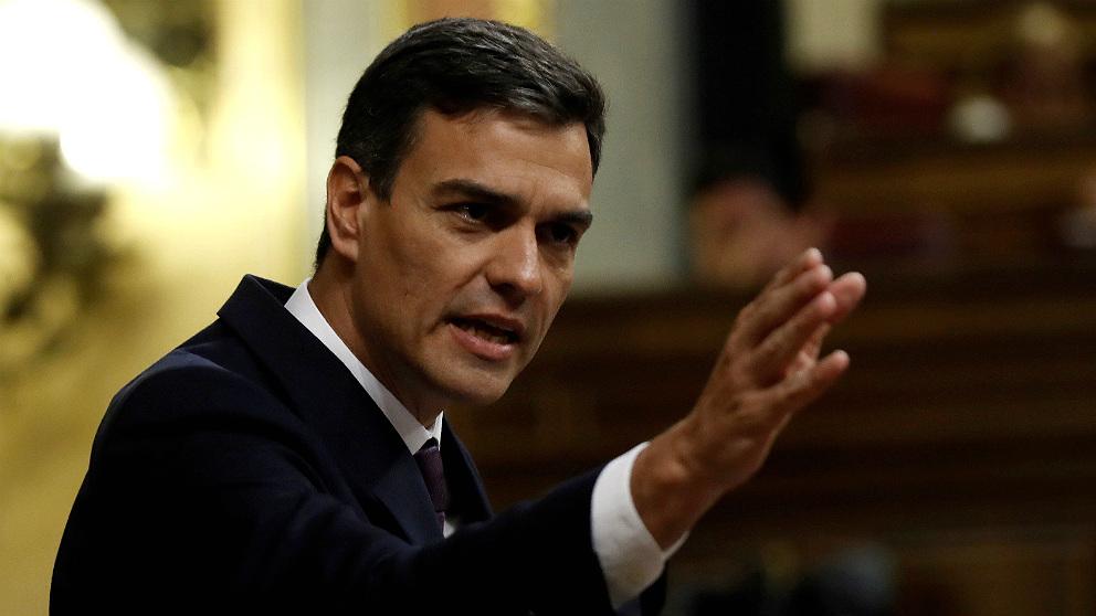 Pedro Sánchez, presidente del Gobierno. (EFE)