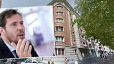 El alcalde de Valladolid, Óscar Puente, adquirió su vivienda en 2013 en el Paseo Zorrilla (Foto: Google Maps).
