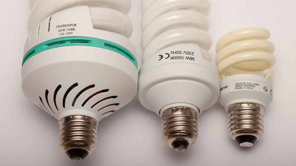 Qu son las bombillas de bajo consumo for Bombillas bajo consumo