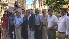 Primera foto de Societat Civil Valenciana. (EP)