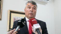 Agustín Martínez, abogado de 'La Manada'. (Foto: Europa Press)