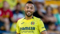Santi Cazorla durante el amistoso Villarreal – Hércules. (villarrealcf.es)