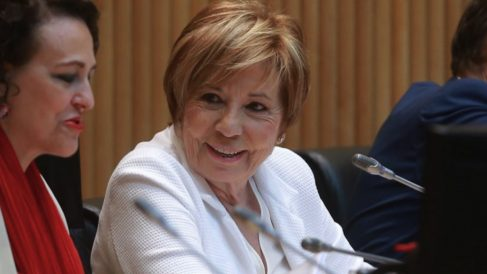 Celia Villalobos en el Congreso. (Foto. GPP)