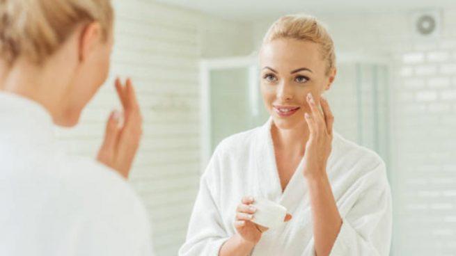 crema antiarrugas casera efectiva mayores problemas