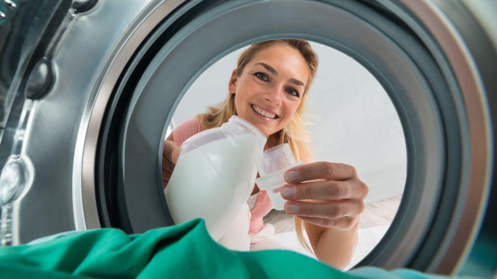 Guías de pasos para hacer detergente ecologico para lavadora