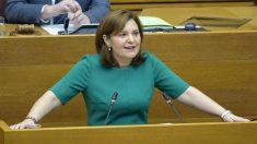 Isabel Bonig, presidenta del PP valenciano. (EP)