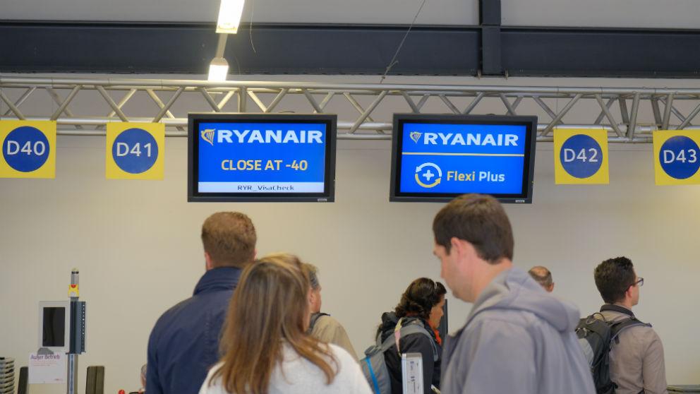 Ryanair (Foto: iStock)