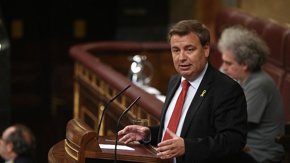 Jordi Xuclà, exdiputado del PDeCAT en el Congreso. (Foto: EP)
