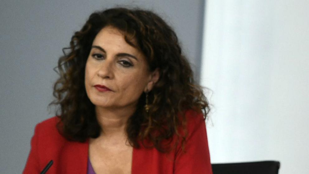 María Jesús Montero, ministra en funciones de Hacienda. (EP)