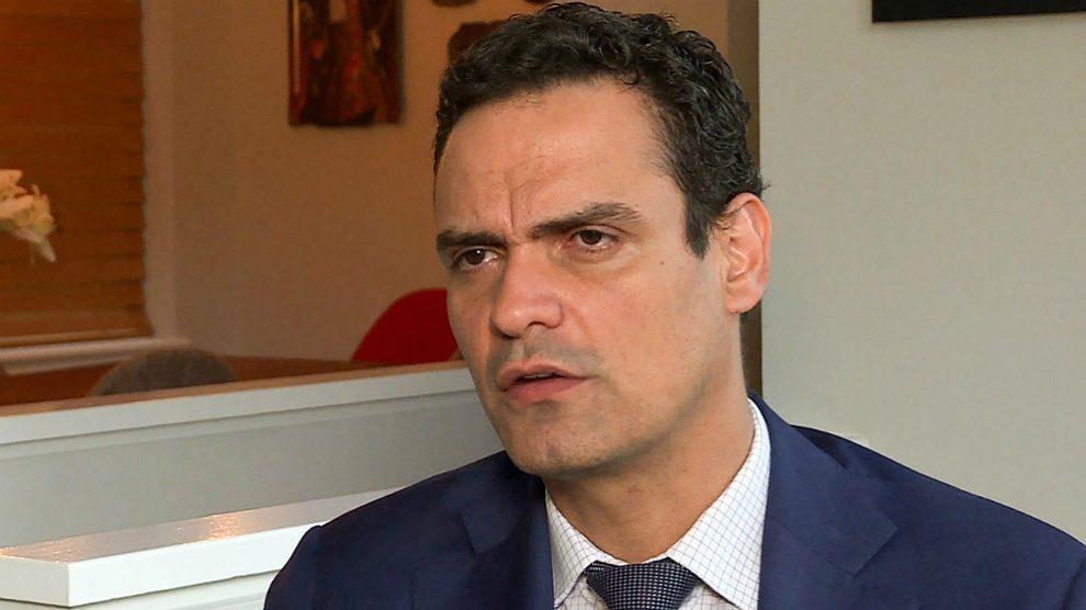 Paulo Abrao, secretario general de la Comisión Interamericana de Derechos Humanos (CIDH). (Foto: AFP)