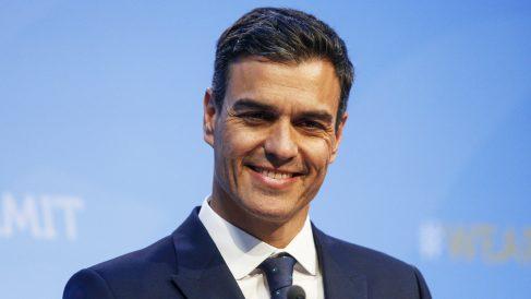 Pedro Sánchez, presidente del Gobierno. (Foto: AFP)