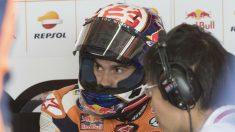 Dani Pedrosa podría continuar ligado al mundial de MotoGP como probador de KTM, aunque no se descarta que desempeñe ese papel en Honda. (Getty)