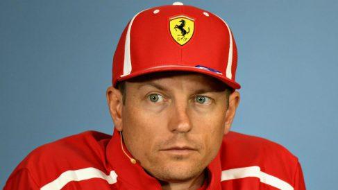 Kimi Raikkonen podría alargar un año más su carrera en Fórmula 1 aunque no continúe en Ferrari. Haas y Alfa Romeo Sauber son sus opciones. (Getty)