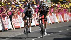Así queda la clasificación general del Tour de Francia tras la etapa de hoy.