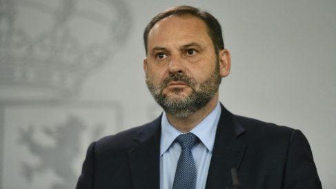 El ministro de Fomento, José Luis Ábalos (Foto: EP)
