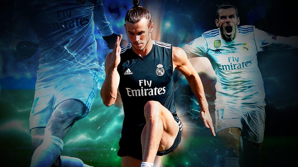 Gareth Bale se encuentra en su mejor estado de forma de los últimos años y los datos lo avalan.