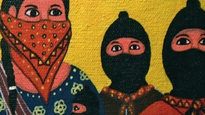 Carmena regala espacios municipales a bolivarianos y zapatistas para su propaganda