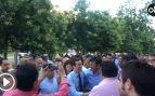 Casado golea a Soraya en el cierre de campaña: 1.200 asistentes frente a 200