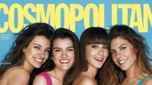 Cosmopolitan se ha fijado en 'Operación Triunfo'. (Foto: Cosmopolitan)