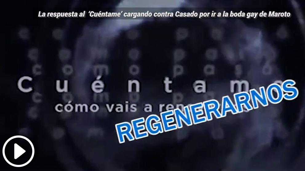 Los vídeos de la polémica contra Pablo Casado y Soraya Sáenz de Santamaría