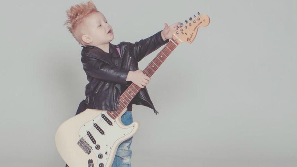 El rock y sus beneficios para los niños