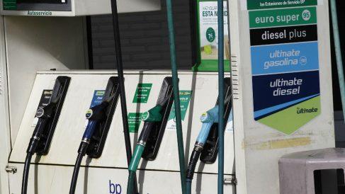 Gasolinera (Foto: EP)